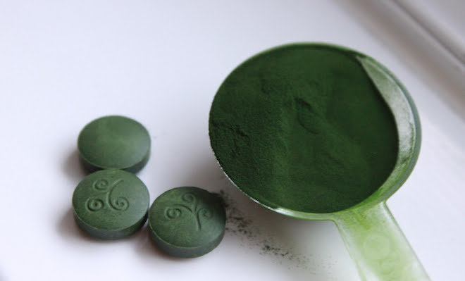 Chlorella Growth Factor (CGF)