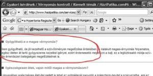 hazipatika_magasvernyomas