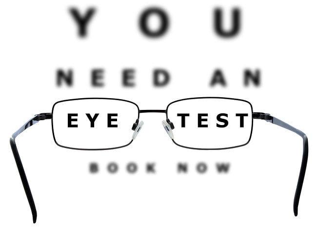 bigstock-Eye-Test-Chart-And-Glasses-71454142