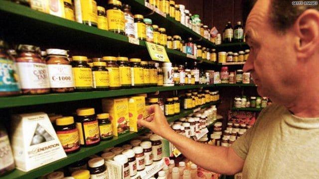 Veszélyes vitaminok
