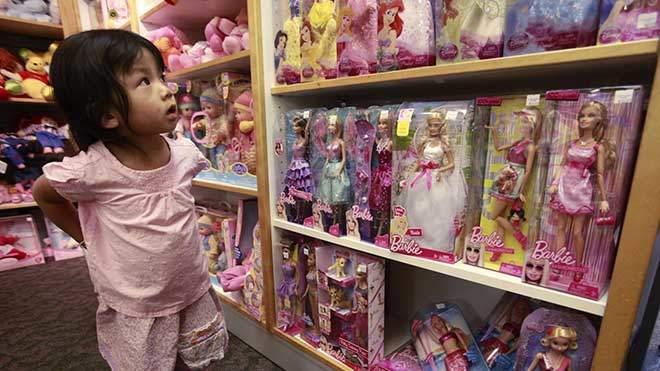 Barbie veszély