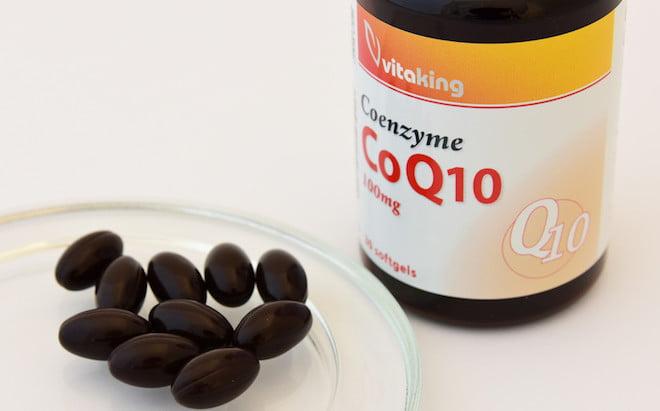 Q10 koenzim – energia termelés a sejtekben