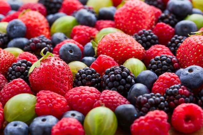 Bogyós gyümölcsök szerepe a rák megelőzésében