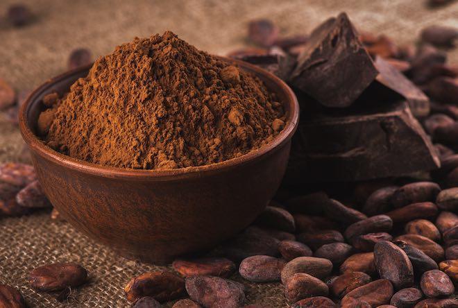 Csokoládé flavonoid tartalma